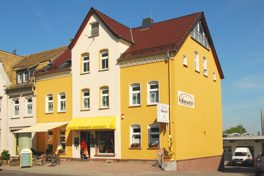 Bäckerei Schwarze | Hauptgeschäft Bennewitz