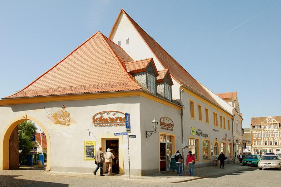Bäckerei Schwarze | Fachgeschäft Wurzen, Jacobsplatz