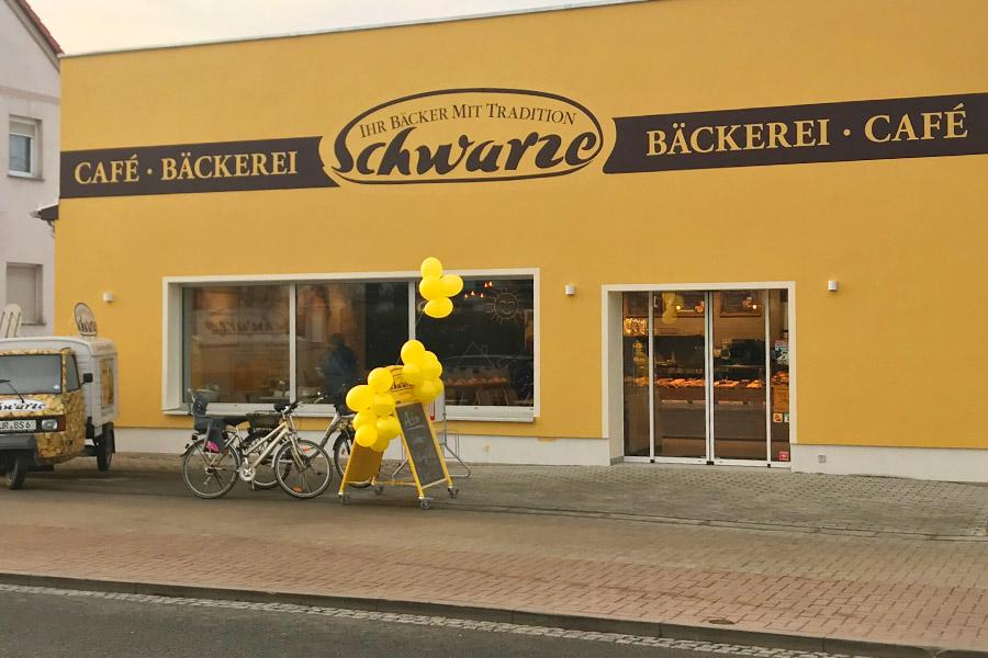 Bäckerei Schwarze | Fachgeschäft Wurzen, Torgauer Straße